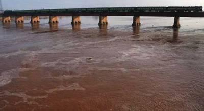 دریائے چناب میں سیلاب، چنیوٹ کے دیہات زیرِ آب آگئے