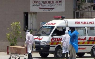 سندھ: کورونا، 24 گھنٹوں میں 44 افراد جاں بحق