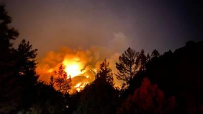 ترکی: خوفناک آگ کے نتیجے میں 3 افراد ہلاک