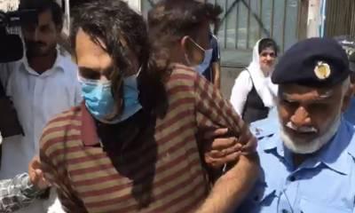 نور مقدم قتل کیس: ملزم ظاہر جعفر کا پولی گرافک ٹیسٹ مکمل