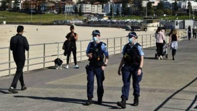آسٹریلیا، سڈنی میں کورونا لاک ڈاﺅن پر عملدرآمد کو یقینی بنانے کے لیے سینکڑوں فوجی تعینات