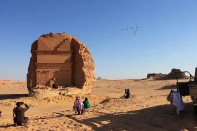 سعودی عرب کا سیاحت کھولنے کا اعلان