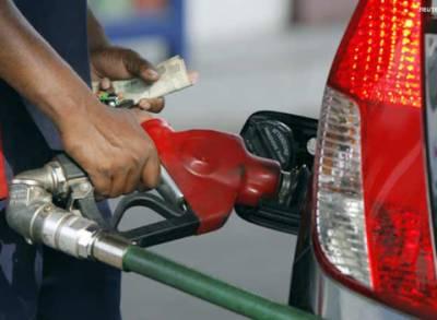 یکم اگست سے پیٹرول کی قیمت میں اضافے کا امکان