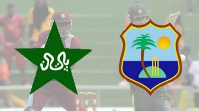 پاکستان اور ویسٹ انڈیز کے درمیان ٹی ٹونٹی سیریز کا دوسرا میچ آج گیانا میں کھیلا جائے گا