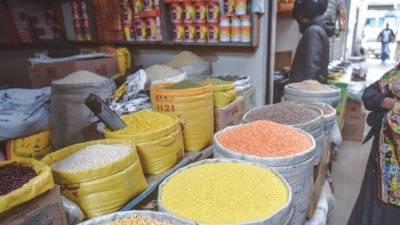 کھانے پینے کی اشیا میں مہنگائی کا سلسلہ جاری، آٹا چینی اورگھی کی قیمتیں بڑھ گئیں