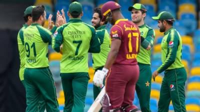 دوسرا ٹی ٹوئنٹی: پاکستان نے ویسٹ انڈیز کو شکست دے دی