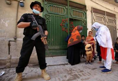 پشاور: پولیو ٹیم پر حملہ، پولیس اہلکار شہید