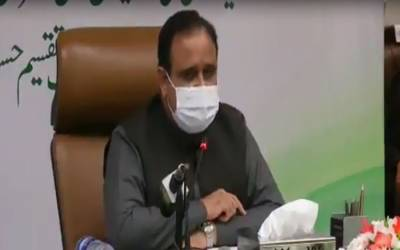 عوام کورونا ویکسی نیشن مہم میں حکومت کا ساتھ دیں: وزیر اعلیٰ پنجاب