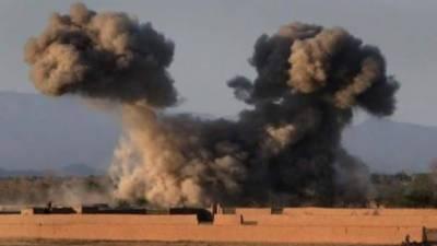 افغانستان ، فضائی حملہ میں 15 طالبان عسکریت پسند ہلاک