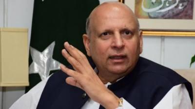 سیاسی مخالفین کا ملکی ترقی اور استحکام کو بیک گیئر لگانے کا منصوبہ کامیاب نہیں ہوگا:گور نر پنجاب