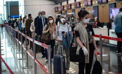 پاکستان اور دیگر ممالک کے شہریوں کی ترکی آمد سے متعلق انتباہ جاری
