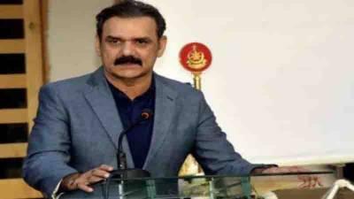 پاکستان چین اقتصادی راہداری (سی پیک) اتھارٹی کے چیئرمین لیفٹننٹ جنرل (ر) عاصم سلیم باجوہ اپنے عہدے سے مستعفی ہوگئے