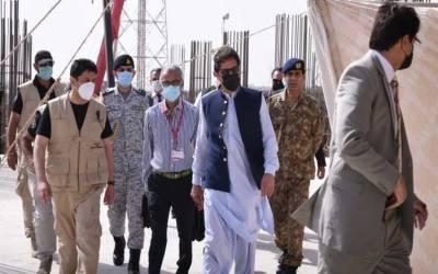 کراچی: شوکت خانم ہسپتال کو جدید ترین سہولیات سے آراستہ کریں گے:وزیراعظم