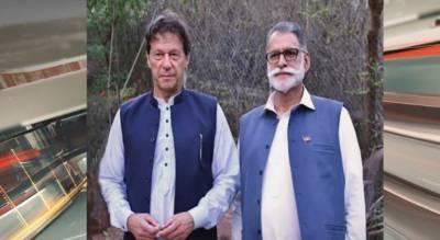 آزاد کشمیر کے نئے وزیر اعظم عبدالقیوم نیازی ہوں گے:عمران خان