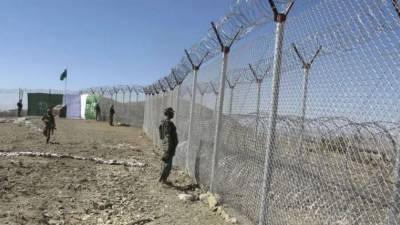 پاک افغان سرحد پر باڑ لگانے کا نوے فیصد کام مکمل