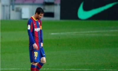 میسی اور بارسلونا اکیس سال بعد الگ الگ