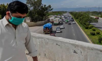 اسلام آباد : کورونا کیسز کی شرح 10 فیصد سے بڑھ گئی