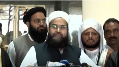 تمام مکاتب فکر کے علماءدوسروں کے مقدسات کی توہین نہ کریں، مولانا طاہر محمود اشرفی