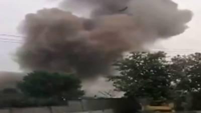 پی او ایف واہ میں دھماکا، 3 ملازمین جاں بحق ہوئے: آئی ایس پی آر