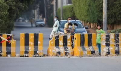 کورونا کیسز میں اضافہ،راولپنڈی کے 28 علاقوں میں سمارٹ لاک ڈاون نافذ