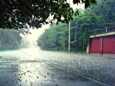 ملک کے مختلف علاقوں میں گرج چمک کیساتھ بارش کا امکان