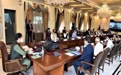 افغانستان کی بدلتی ہوئی صورتحال، وزیر اعظم نے وفاقی کابینہ کا اجلاس طلب کر لیا