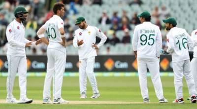 پاکستان اور ویسٹ انڈیز کے درمیان دوسرا ٹیسٹ میچ کل سے شروع ہورہا ہے