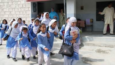 سندھ،آل پاکستان پرائیویٹ اسکولز ایسوسی ایشن کا بچوں کو آﺅٹ ڈور تعلیم دینے کا اعلان