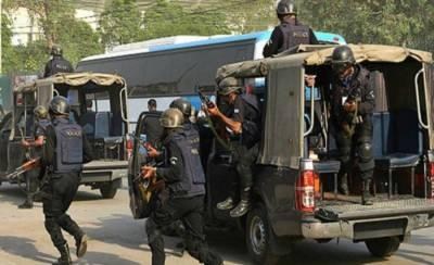 سی ٹی ڈی کی کارروائی، کالعدم تنظیم کے 7 دہشت گرد ہلاک، 3 فرار
