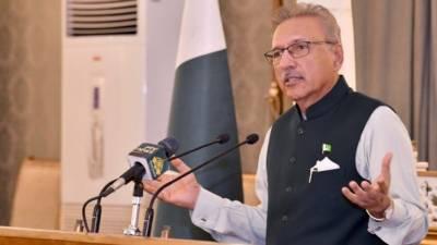 حکومت نے ملک میں یکساں تعلیمی نظام کا خواب پورا کر دیا ہے.ڈاکٹر عارف علوی