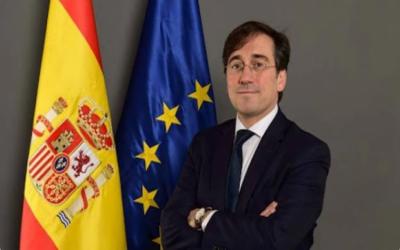 اسپین کے وزیرِ خارجہ آج پاکستان پہنچیں گے