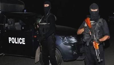 لاہور:سی ٹی ڈی کی بڑی کارروائی، 3 دہشت گرد گرفتار