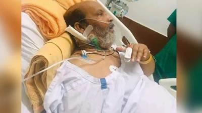 سندھ حکومت نے عمر شریف کے علاج کیلئے 4 کروڑ روپے جاری کردیے