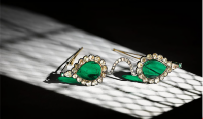 مغل بادشاہوں کے دور کی عینکیں، قیمت 59 کروڑ روپے
