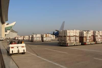 متحدہ عرب امارات کے 2 طیارے امدادی سامان لیکر سوڈان اور ایتھوپیا پہنچ گئے