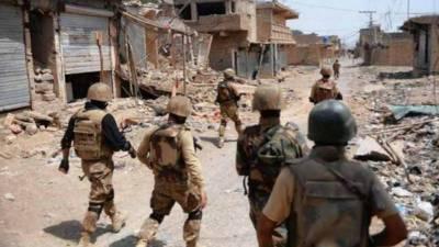 جنوبی وزیرستان میں دہشتگردوں کیخلاف آپریشن، 7 جوان شہید، 5 دہشتگرد بھی مارے گئے