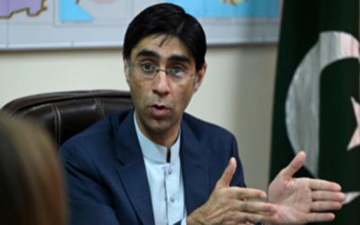 پاکستان افغان مہاجرین کا بوجھ برداشت نہیں کرسکتا، عالمی برادری مدد کرے:معید یوسف