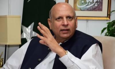 ہر پاکستانی دہشتگردی کے خلاف جنگ اور ملکی دفاع کیلئے پاک افواج کے ساتھ ہے: گورنر پنجاب