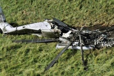 نیوزی لینڈ، ہیلی کاپٹر گر کر تباہ، پائلٹ ہلاک
