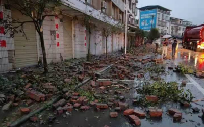چین میں 6 درجے شدت کا زلزلہ ، 3 افراد ہلاک ، 60 زخمی