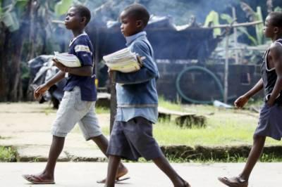 نائیجیریا میں 10 لاکھ بچے عدم تحفظ کے باعث سکول نہیں جا سکیں گے، یونیسیف