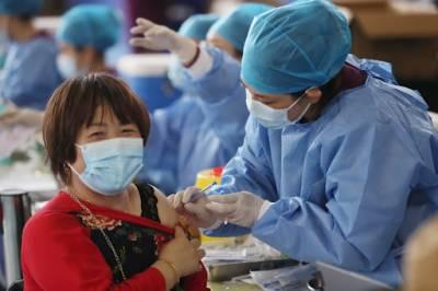 چین میں ایک ارب سے زائد افراد کی کورونا ویکسینیشن مکمل