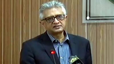 حکومت کورونا چیلنج سے نمٹنے کیلئے جامع پالیسی پر عمل پیرا ہے.ڈاکٹر فیصل