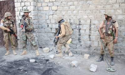 شمالی وزیرستان: سیکیورٹی فورسز کا آپریشن، 2 دہشت گرد ہلاک