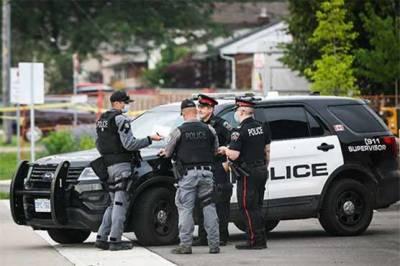 کینیڈا' پاکستانی فیملی کے گھر پر حملہ، نوجوان قتل