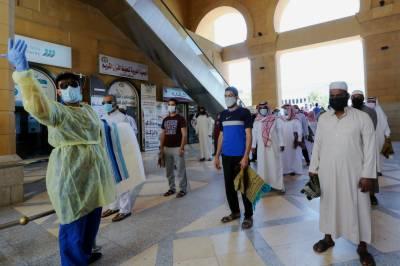 سعودیہ' کورونا ایس او پیز کی خلاف ورزی پر ایک لاکھ ریال جرمانہ