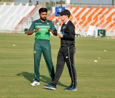 پاکستان اور نیوزی لینڈ کے درمیان پہلا ون ڈے میچ منسوخ
