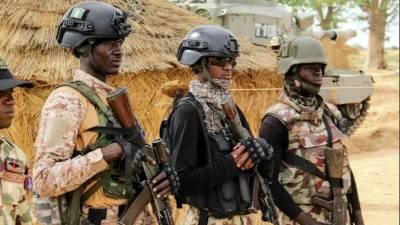 نائیجیریا :شدت پسندوں کا فوجی قافلے پر حملہ، 16 اہلکاروں سمیت 18 افراد ہلاک