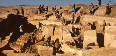 افغانستان میں سونے کے سب سے بڑے ذخیرے کی تلاش شروع