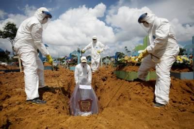 دنیا بھر میں کورونا سے 46لاکھ 92 ہزار 934 ہلاک